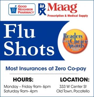 Flu Shots