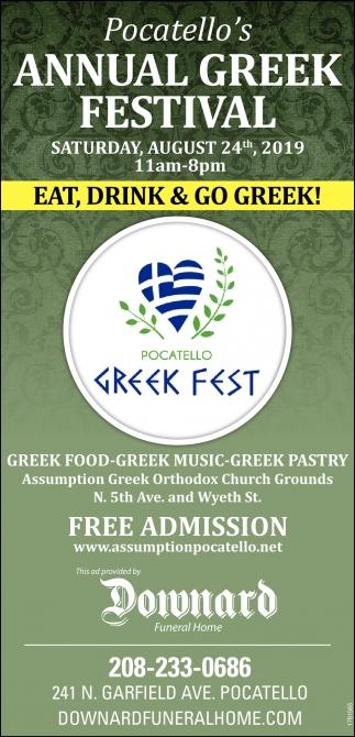 Annual Greek Festival