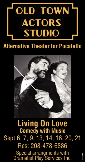 Alternative Theater for Pocatello