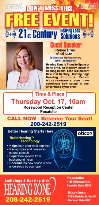 Audiology & Hearing Aids