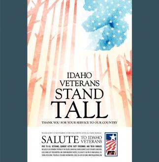 Salute to Idaho Veterans