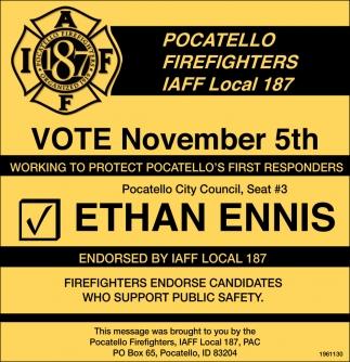 Vote November 5th