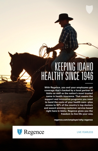 Keeping Idaho Healthy Since 1946