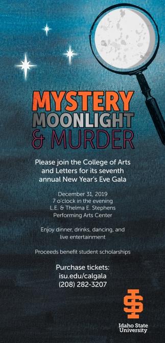 Mystery Moonlight & Morder