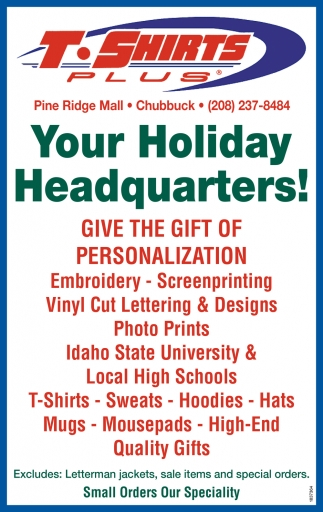Your Holiday Headquarters!