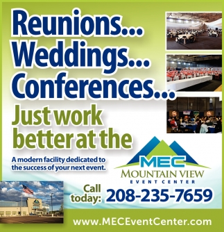 Reunions Weddings Conferences