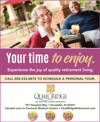 Your Time To Enjoy