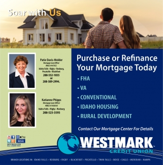 Prchase or Refinance Your Mortgage Today