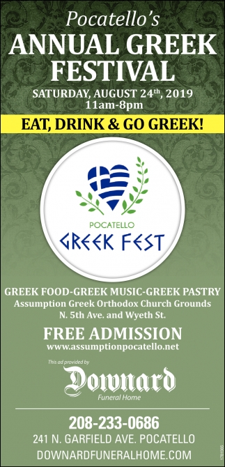 Annual Greek Festival