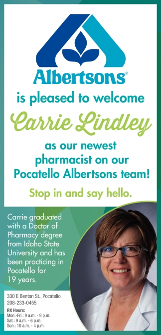 Newest Pharmacist