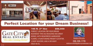 Perfect Location for Your Dream Business